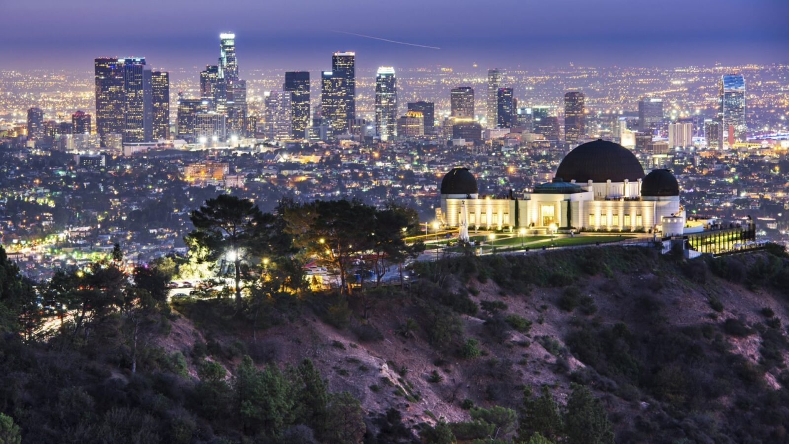 Orbic Air Helicopter Tour over Los Angeles
