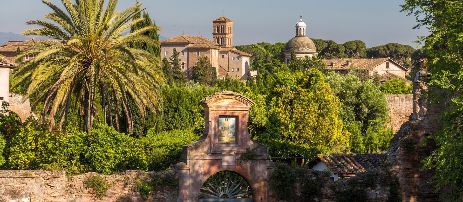 Parks And Gardens In Rome Hotel Eden Dorchester Collection