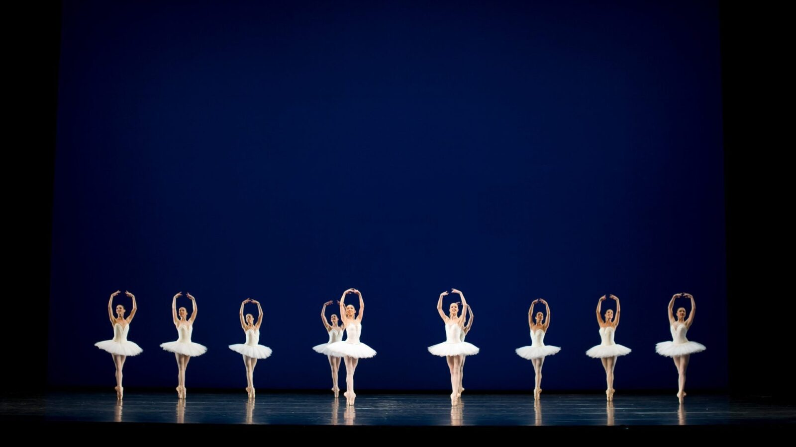 Ballet at the Royal Opera House