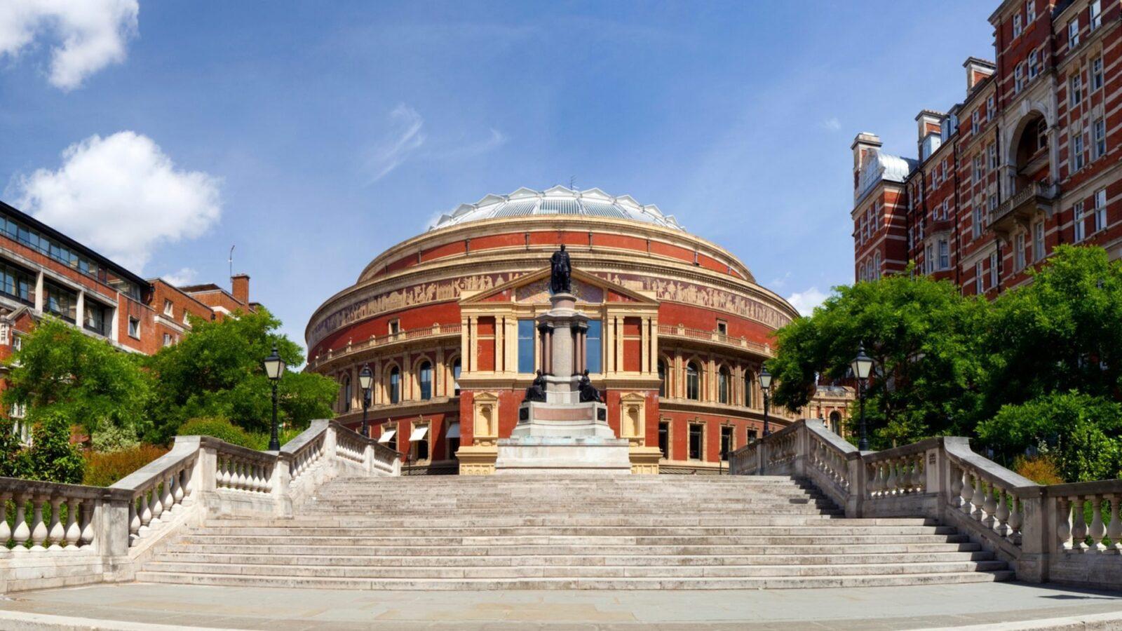 A Box at the Royal Albert Hall