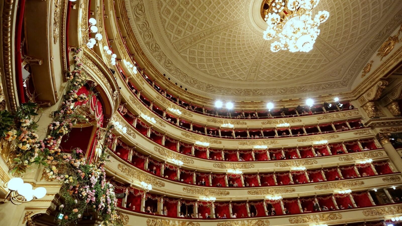 A Box at Teatro alla Scala