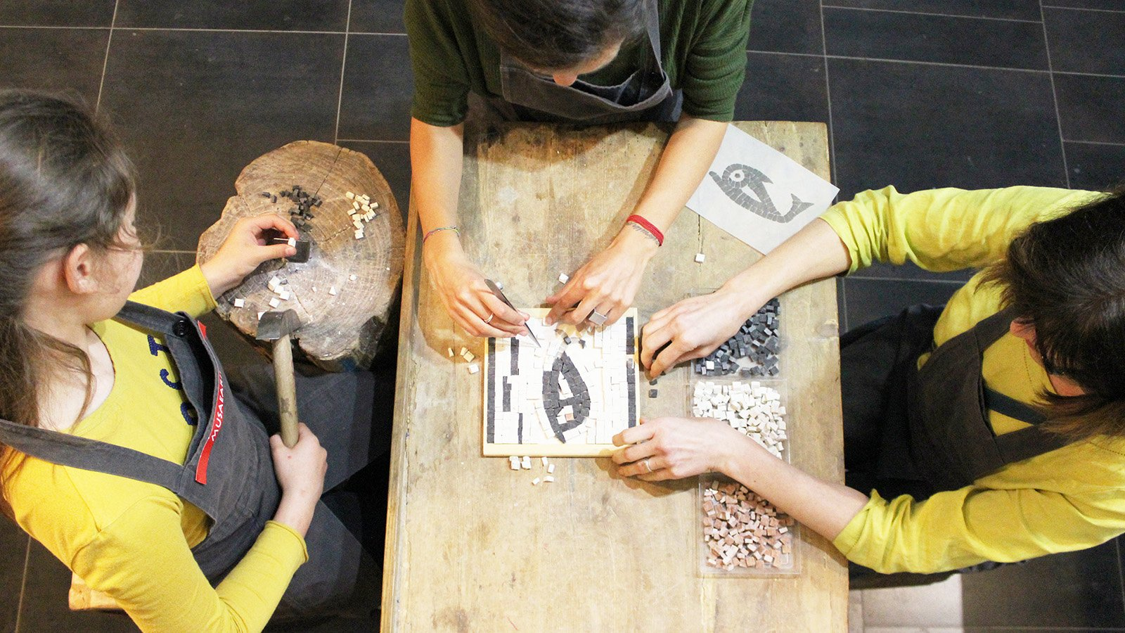 Studio Cassio – Arte del Mosaico