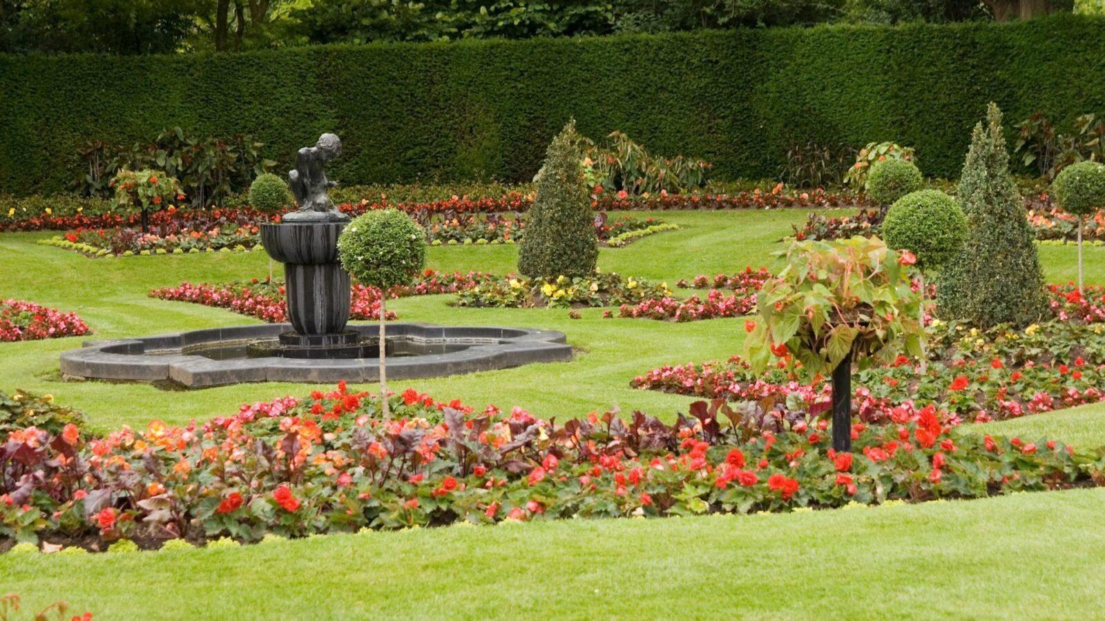 Queen Mary's Garden, The Regent's Park