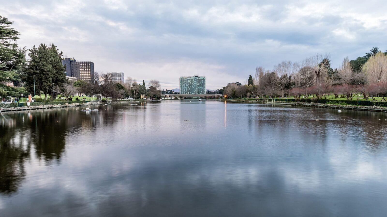 Parco Centrale del Lago