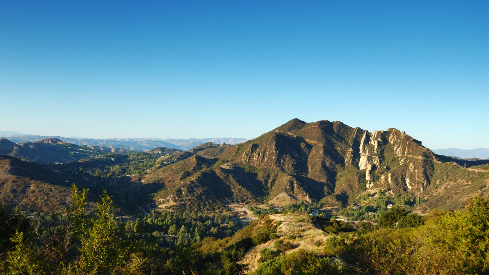 San Vicente Mountain Park