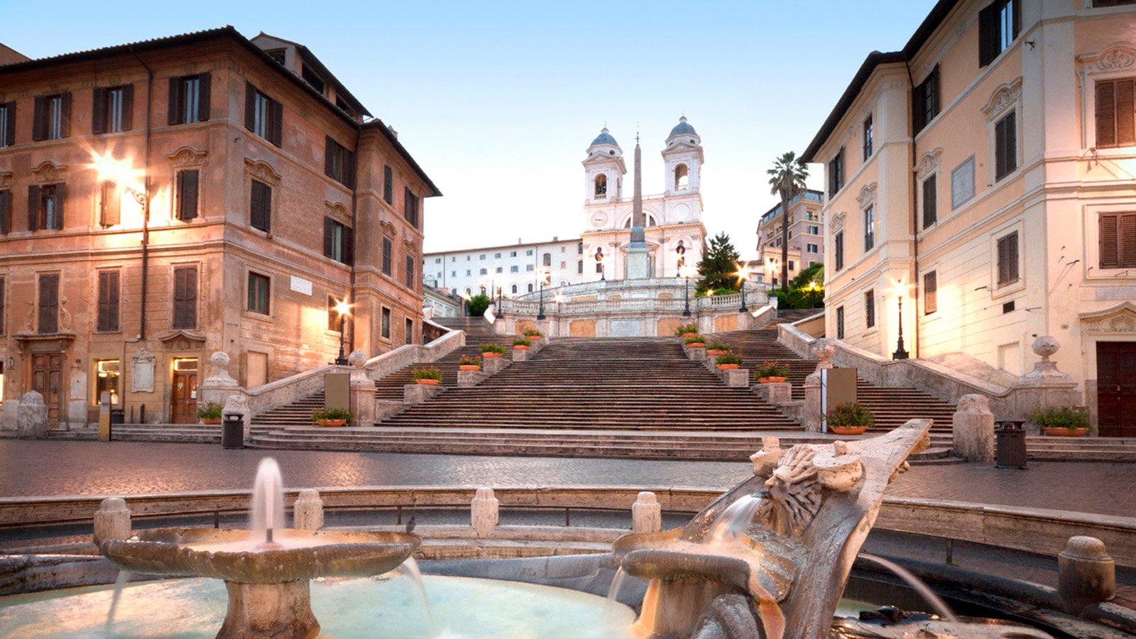 Piazza di Spagna, 00187 Rome
