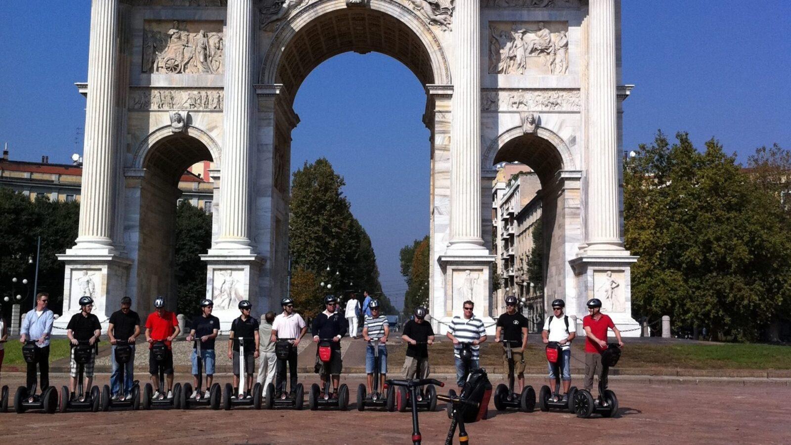 Milan Segway Tour