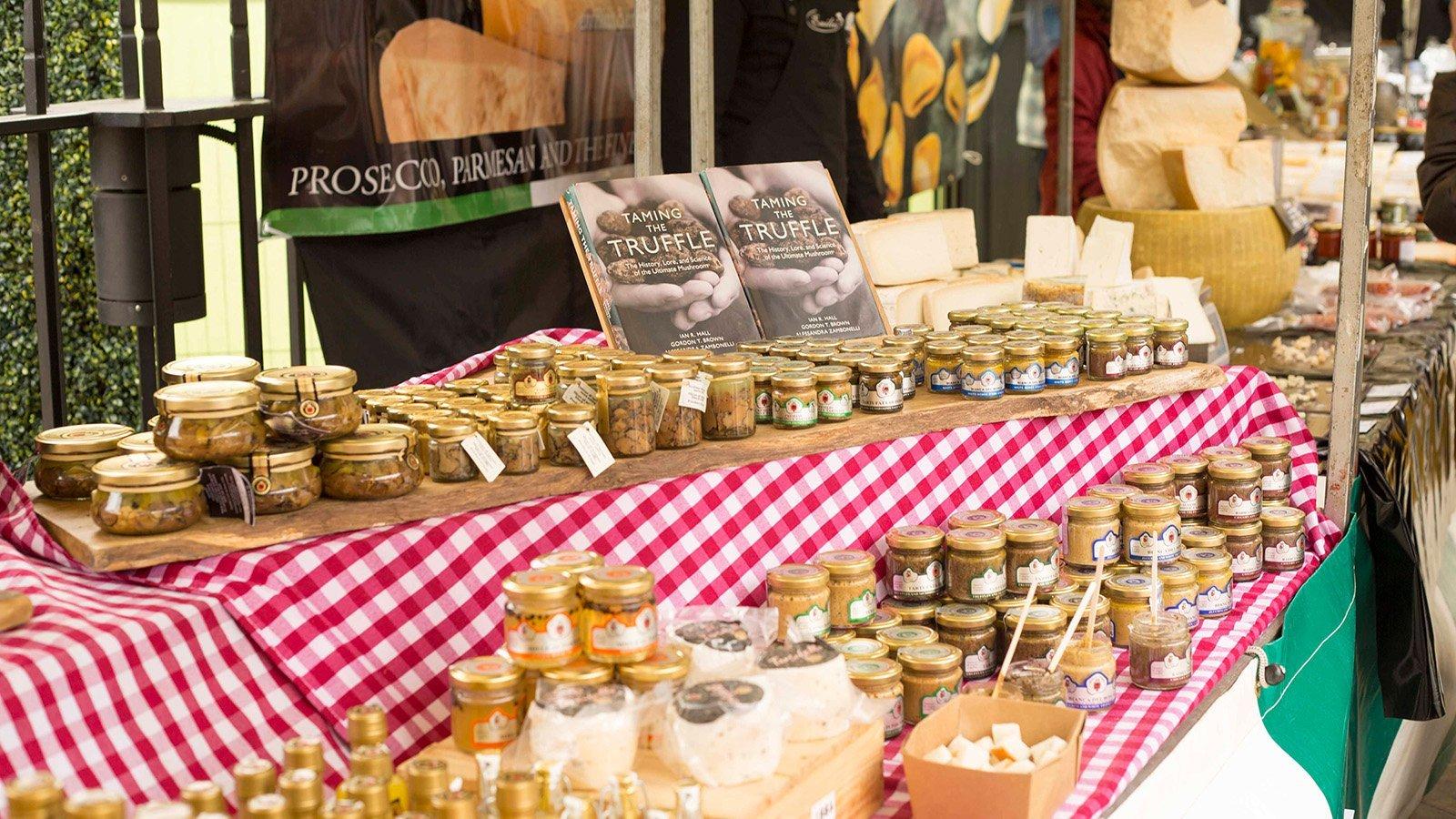 Duke of York Square Fine Food Market