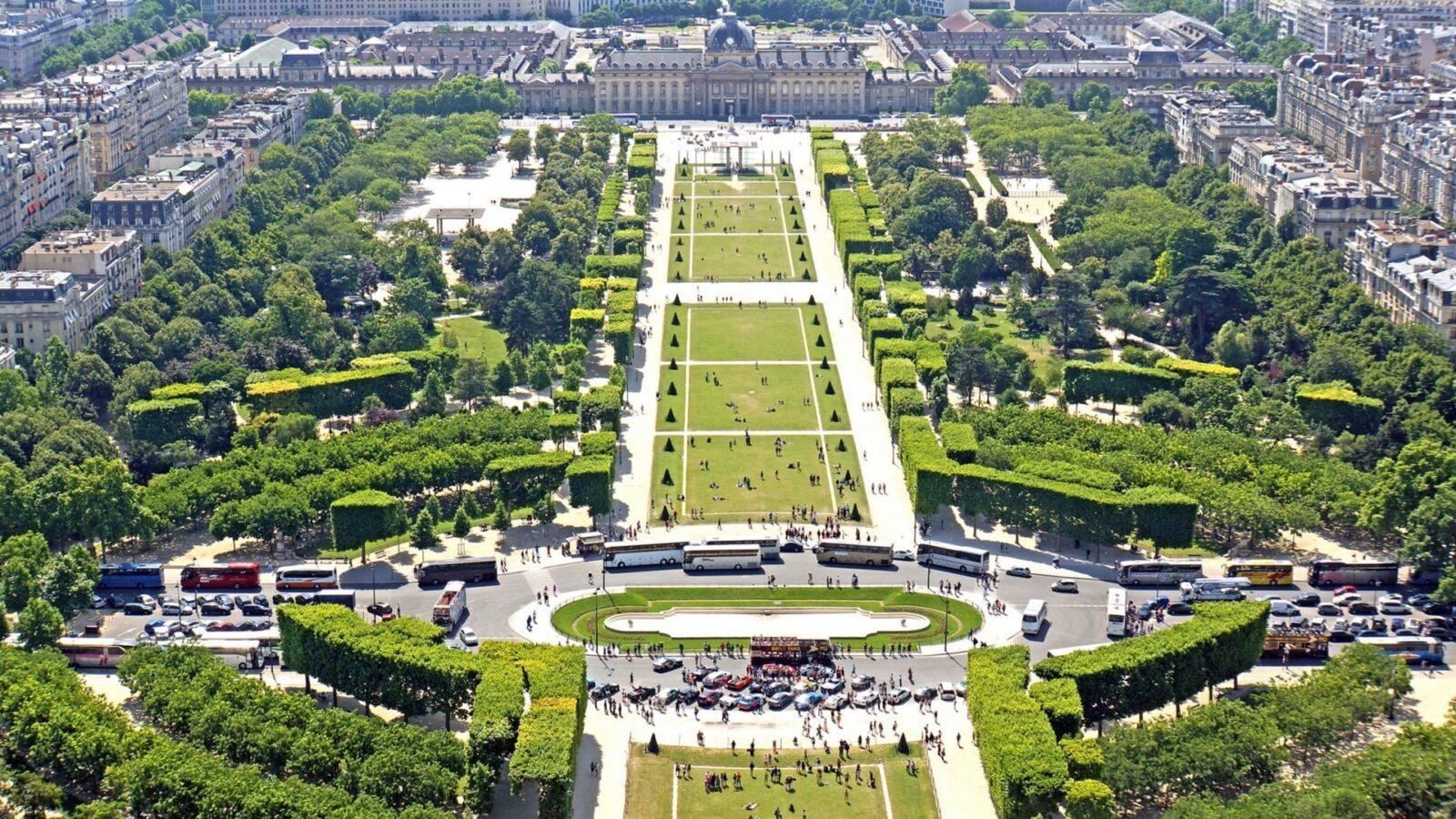 Parc du Champ-de-Mars