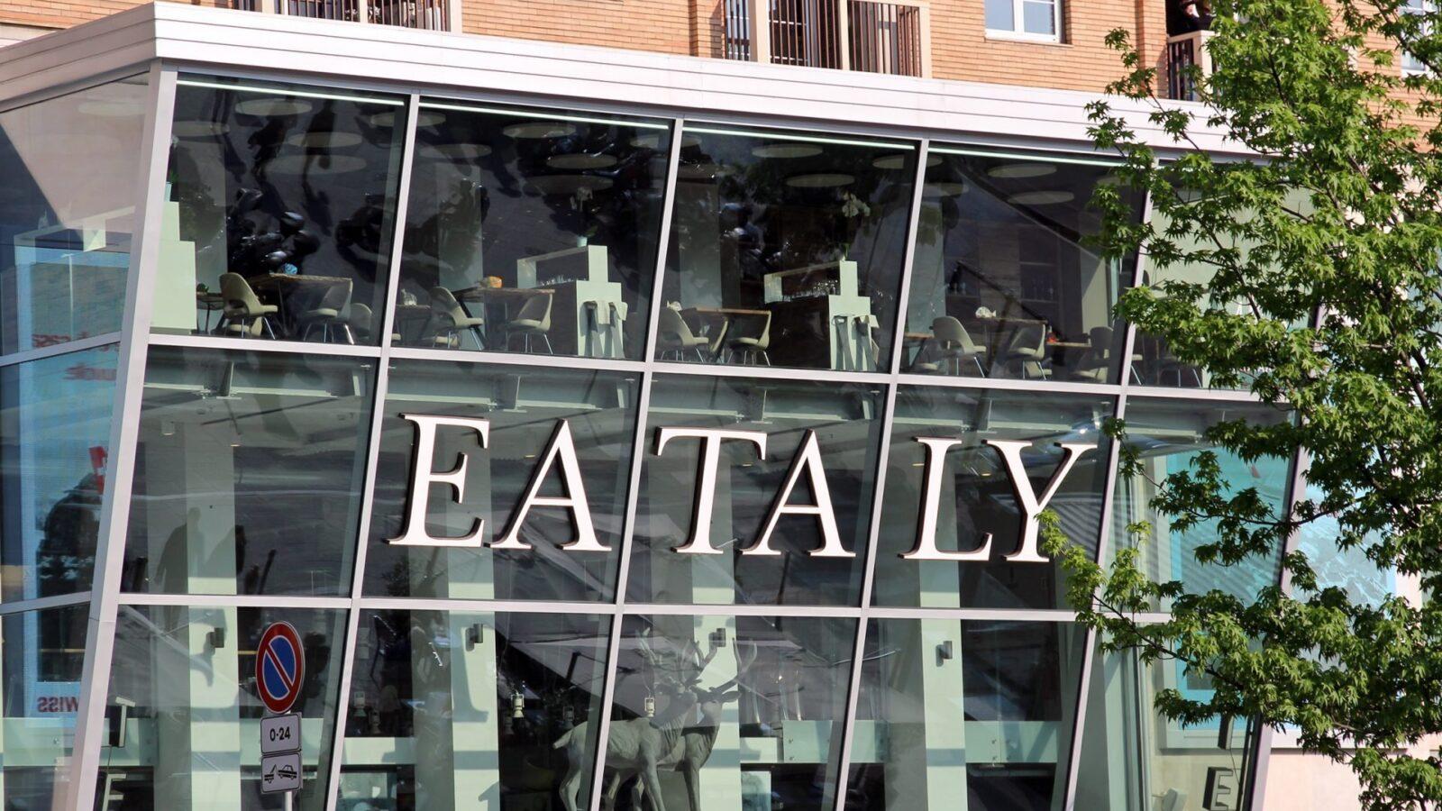 Eataly Milan Smeraldo