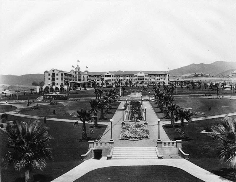 Will Rogers Memorial Park 1915