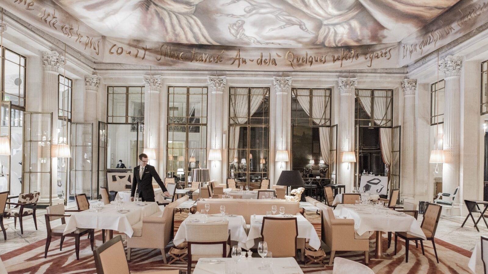 Restaurant Le Dalí at Le Meurice, Paris