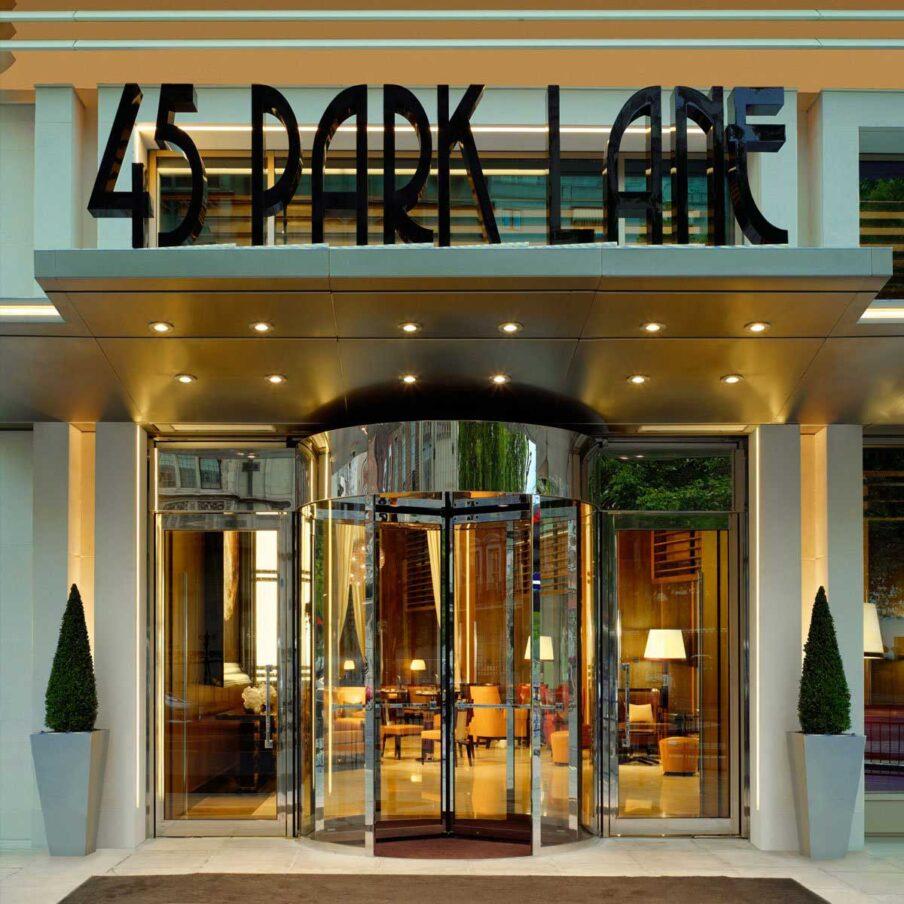Celebrity chefs london uk hotels