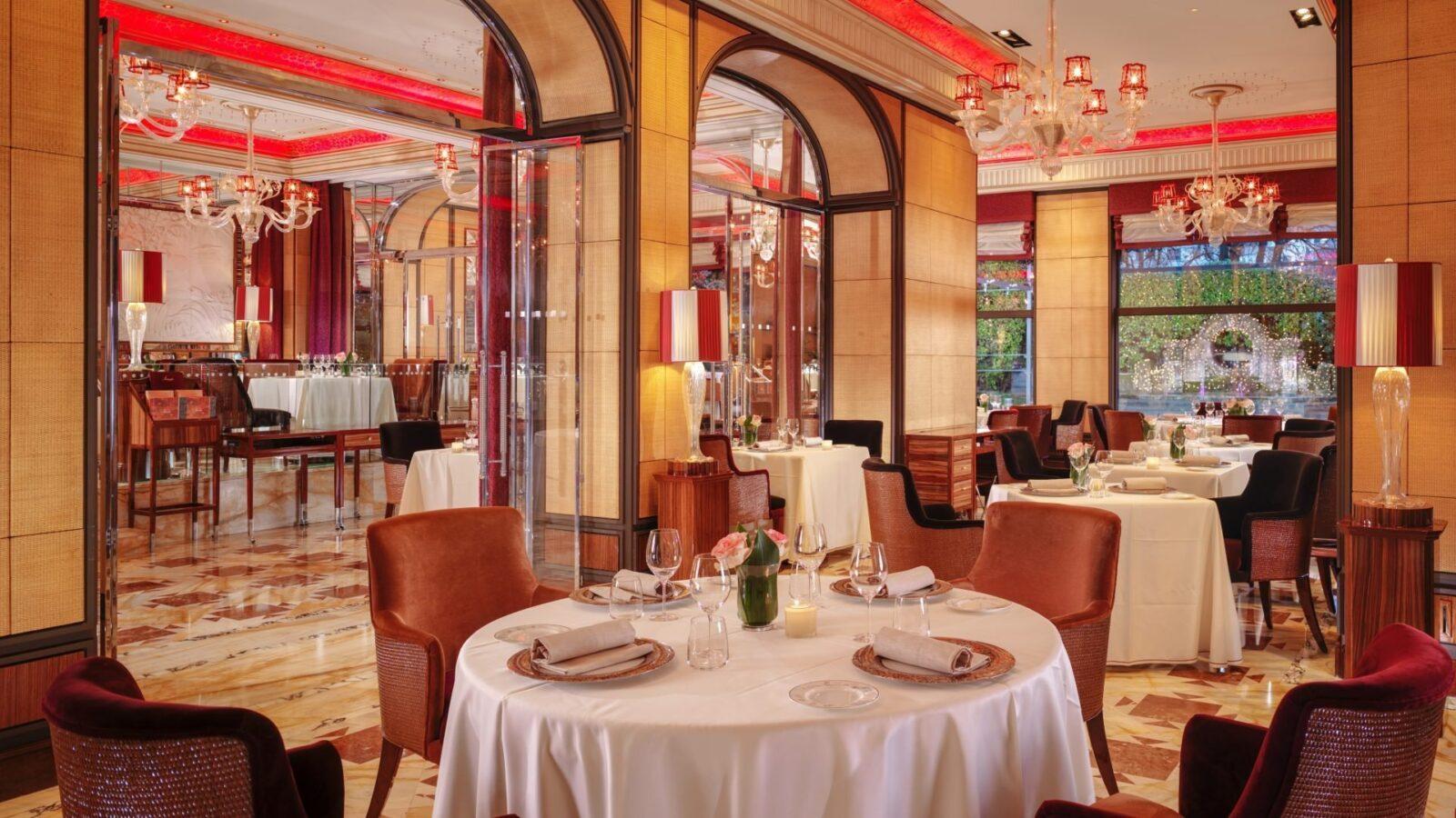 Hotel Principe di Savoia - Acanto Restaurant
