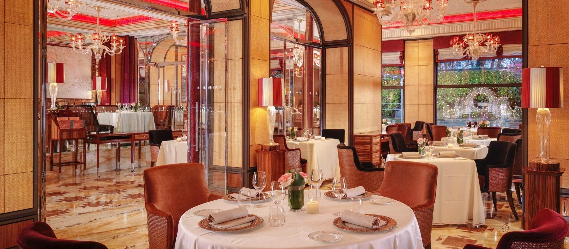 Hotel Principe di Savoia-Acanto-restaurant