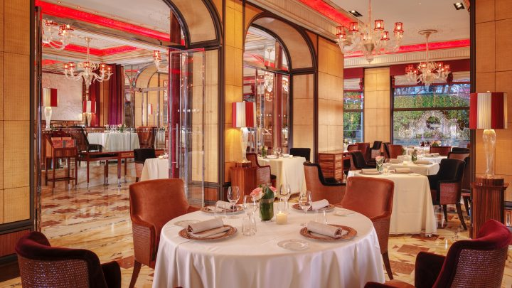 Hotel Principe di Savoia, Truffle hunting experience, Acanto restaurant