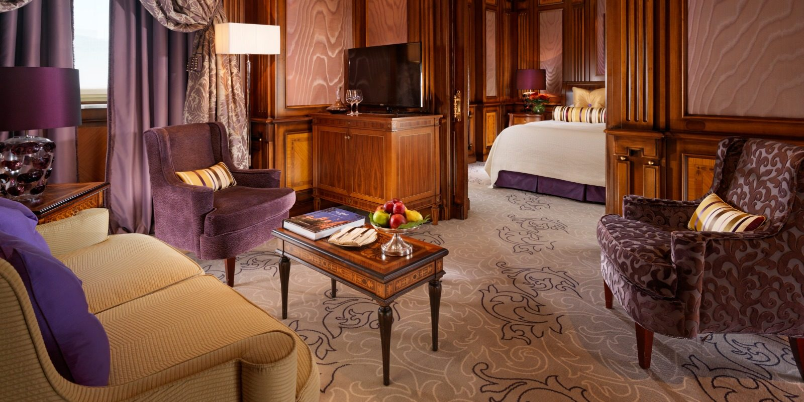 Hotel Principe di Savoia, Truffle hunting experience, Junior Suite