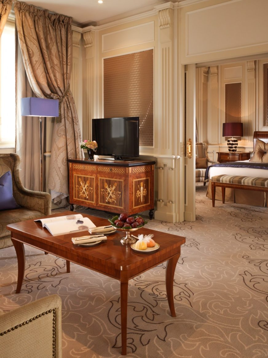 Ambassador Suite, Hotel Principe di Savoia