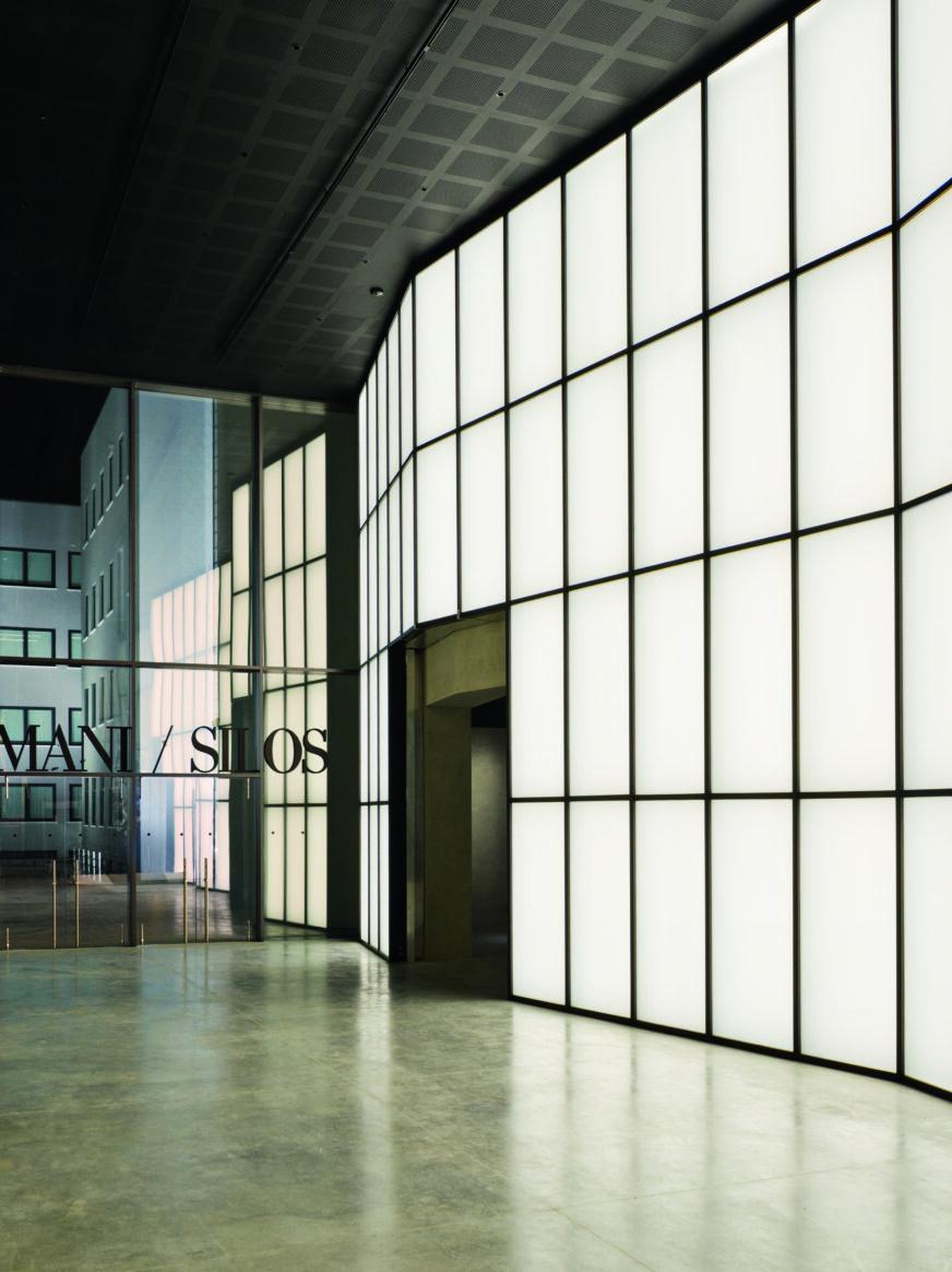 Armani Silos - Entrance 3 - Credit Davide Lovatti