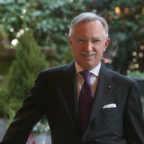 Ezio Indiani General Manager Hotel Principe di Savoia Dorchester Collection