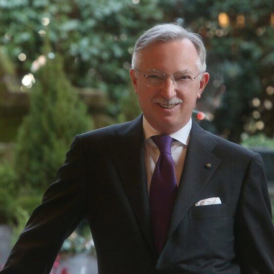 Ezio Indiani General Manager Hotel Principe di Savoia Dorchester Collection