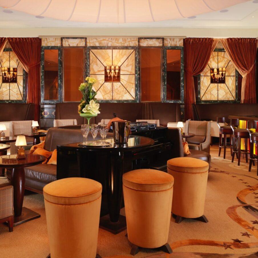Principe Bar at Hotel Principe di Savoia, Milan