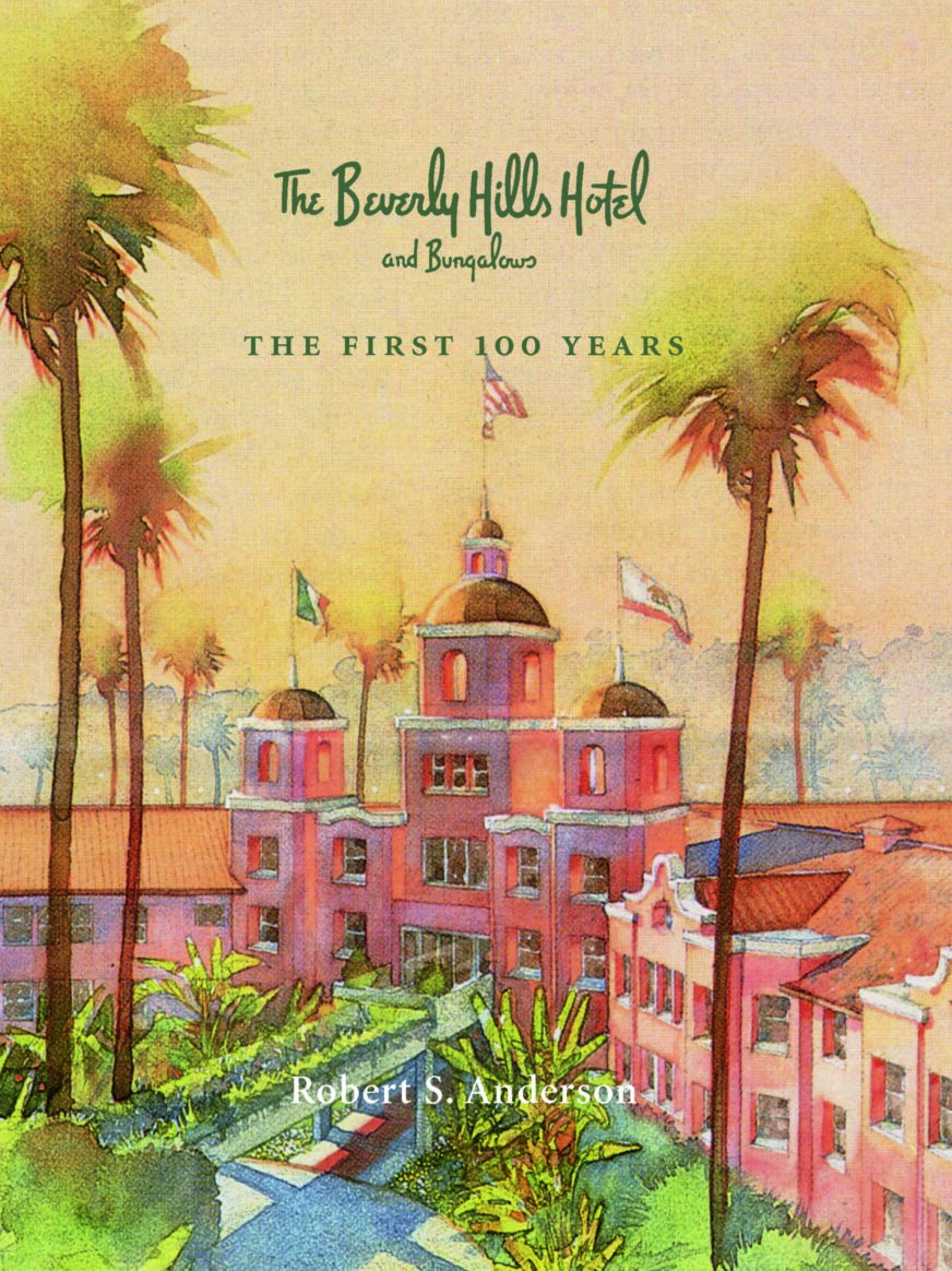 Book cover for Beverly Hills 100 year history