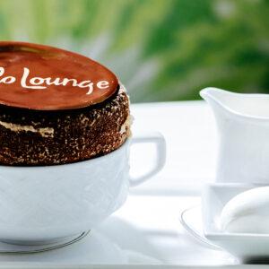 Polo Lounge chocolate soufflé