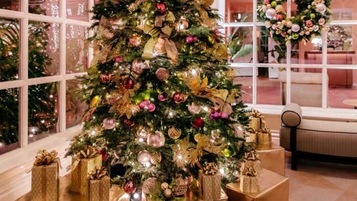 Festive Season at The Beverly Hills Hotel
