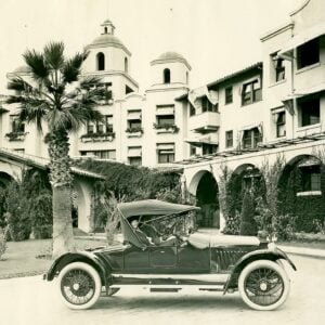 Step back in time and discover historic Beverly Hills