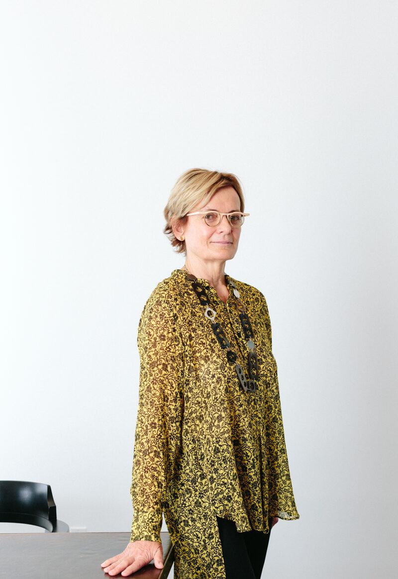 Spa designer Alexandra Champalimaud portrait