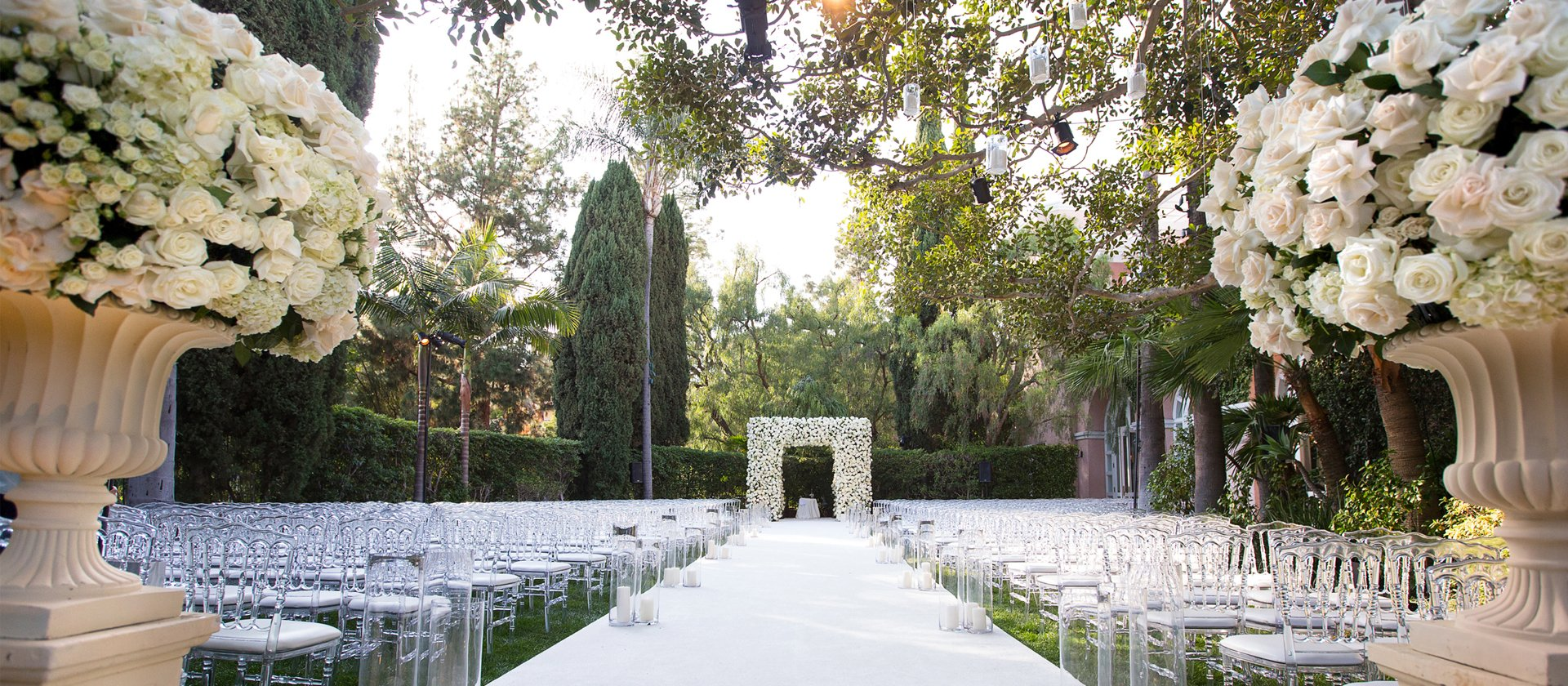 Weddings At The Beverly Hills Hotel Dorchester Collection
