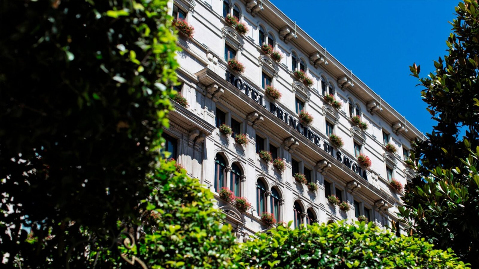Hotel Principe di Savoia - Bed and Breakfast