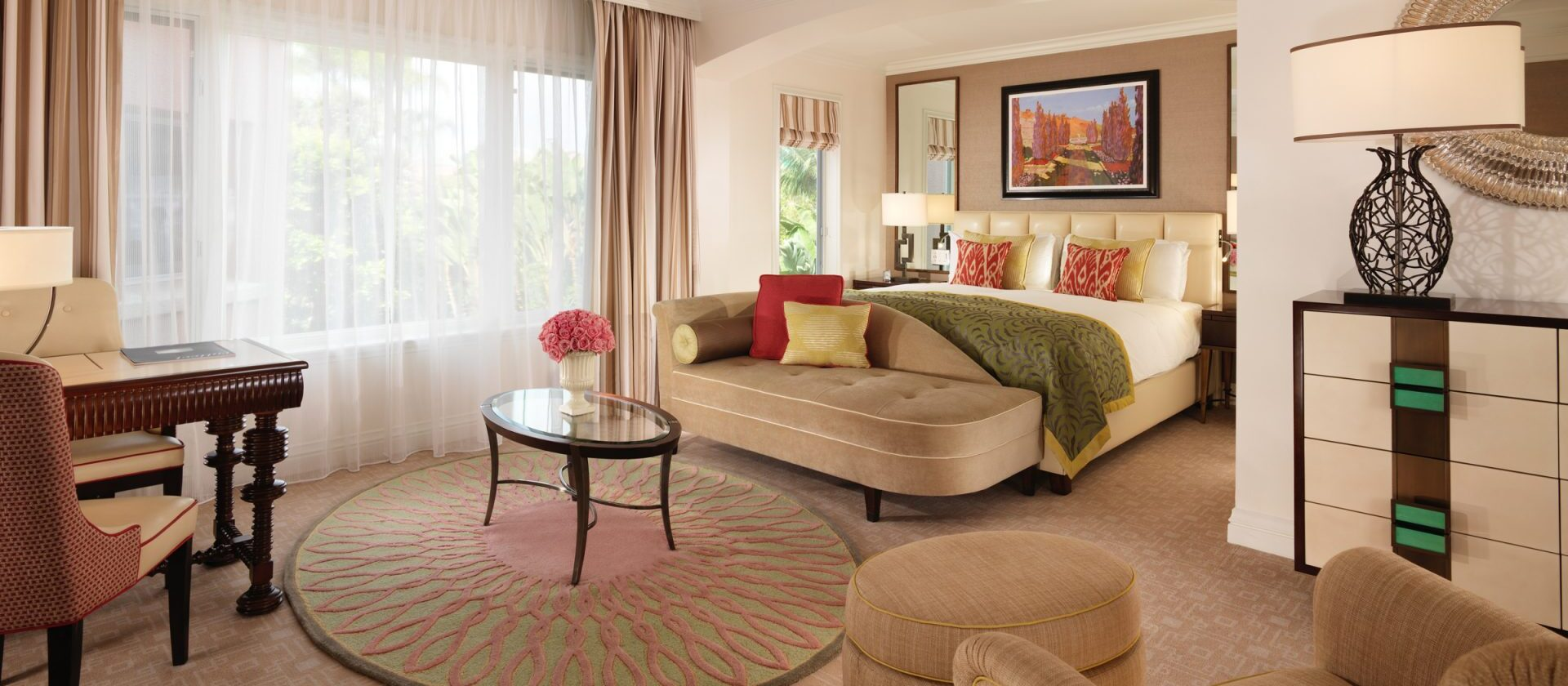 Deluxe Room The Beverly Hills Hotel Dorchester Collection