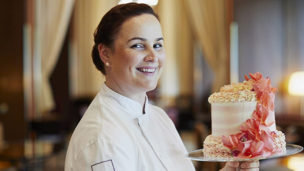 Meet executive pastry chef Niamh Larkin