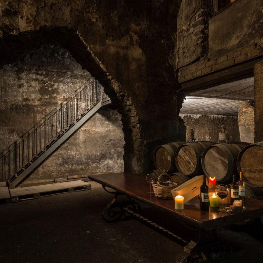 Castel de Paolis - Cellar