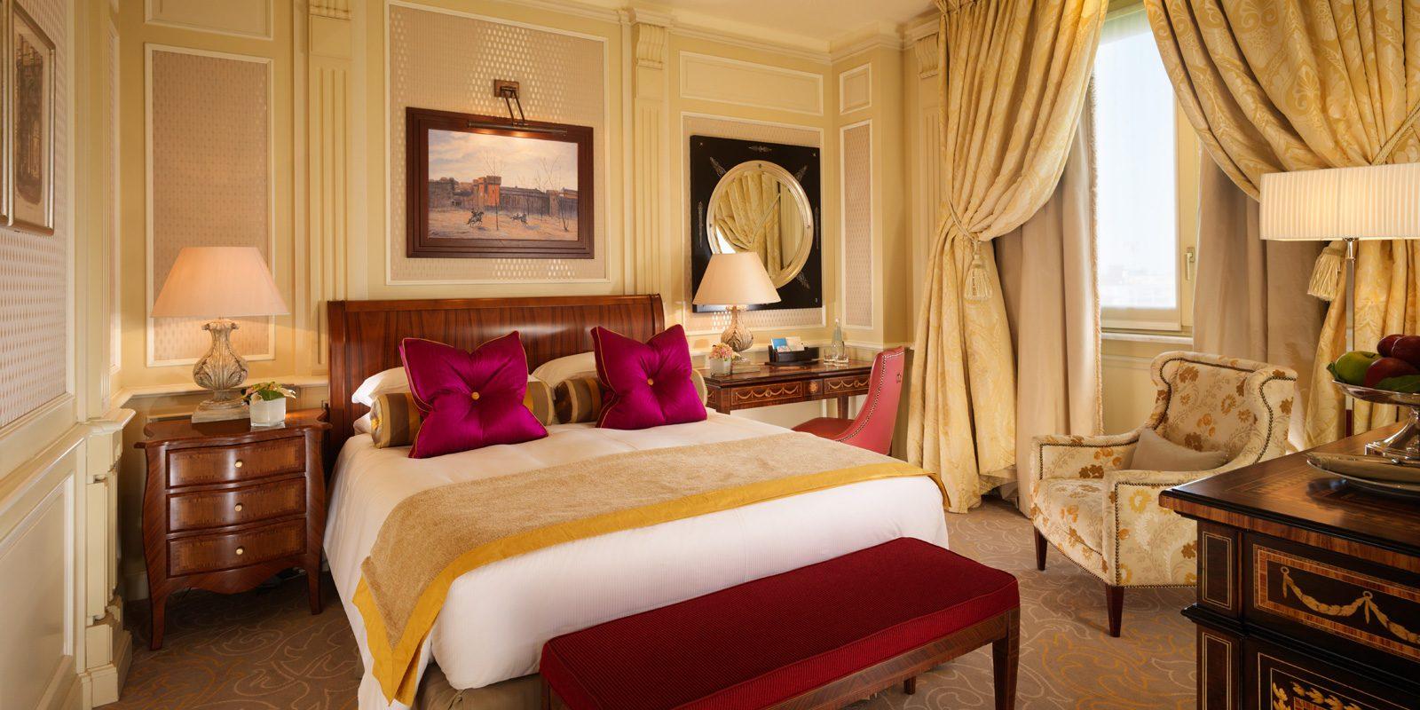 Hotel Principe di Savoia, Truffle hunting experience, Classic room