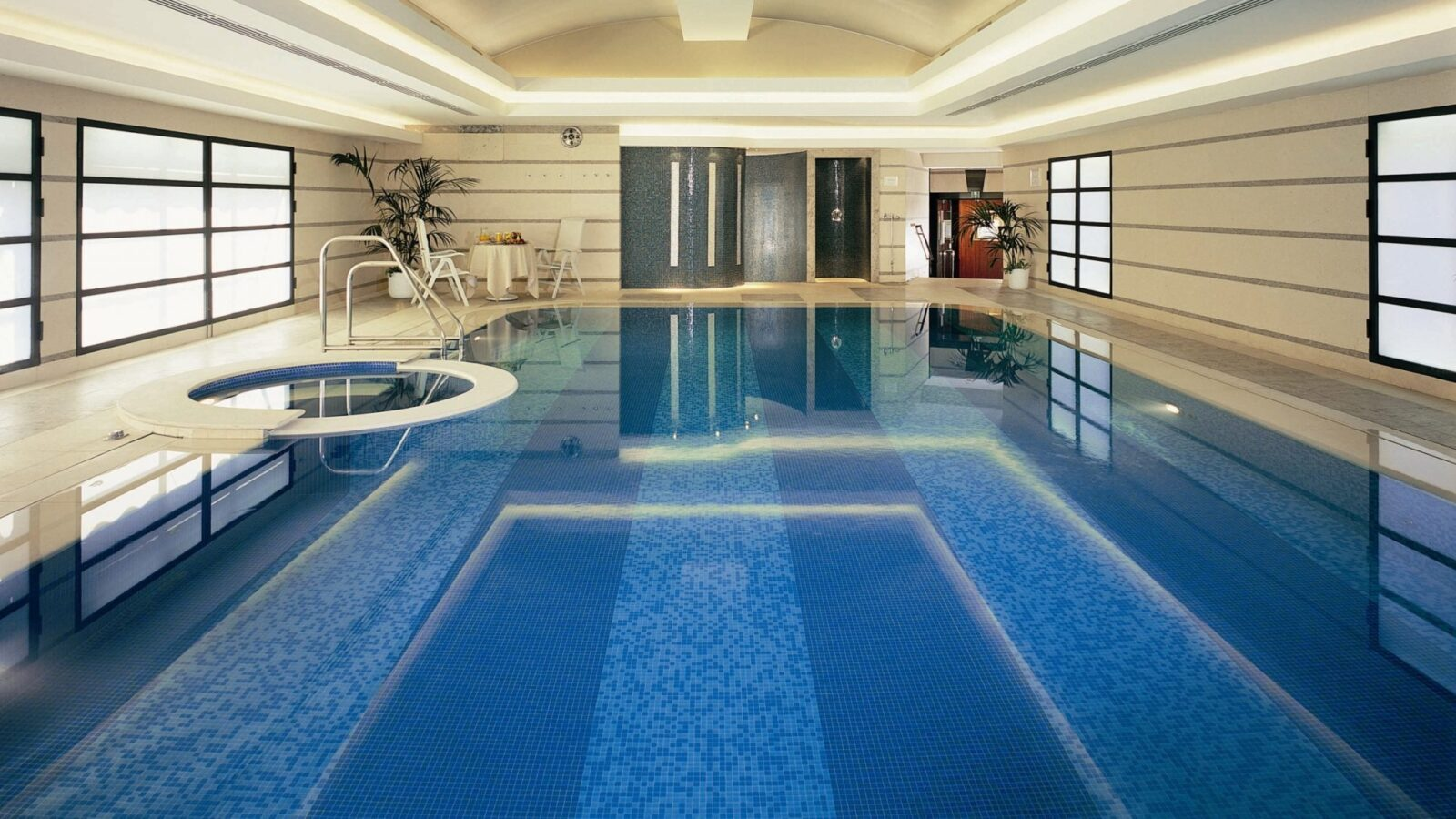 Hotel Principe di Savoia - Club 10 fitness & beauty centre