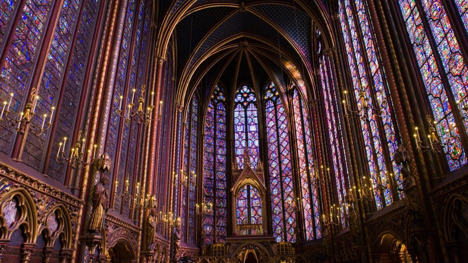Concerts at La Sainte-Chapelle