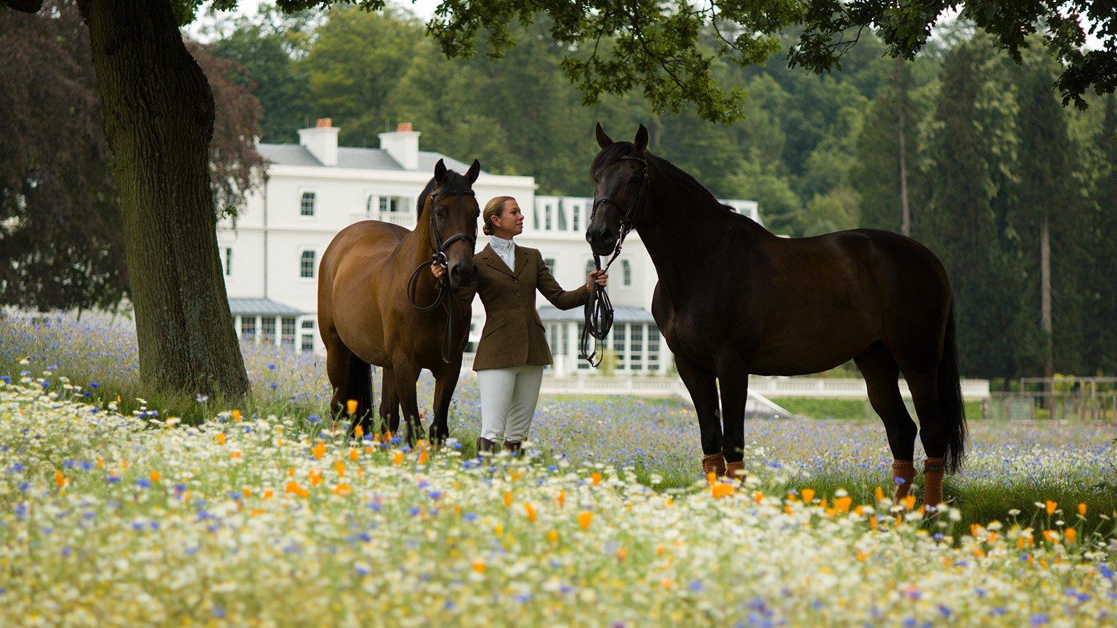 Coworth Park Equestrian Centre