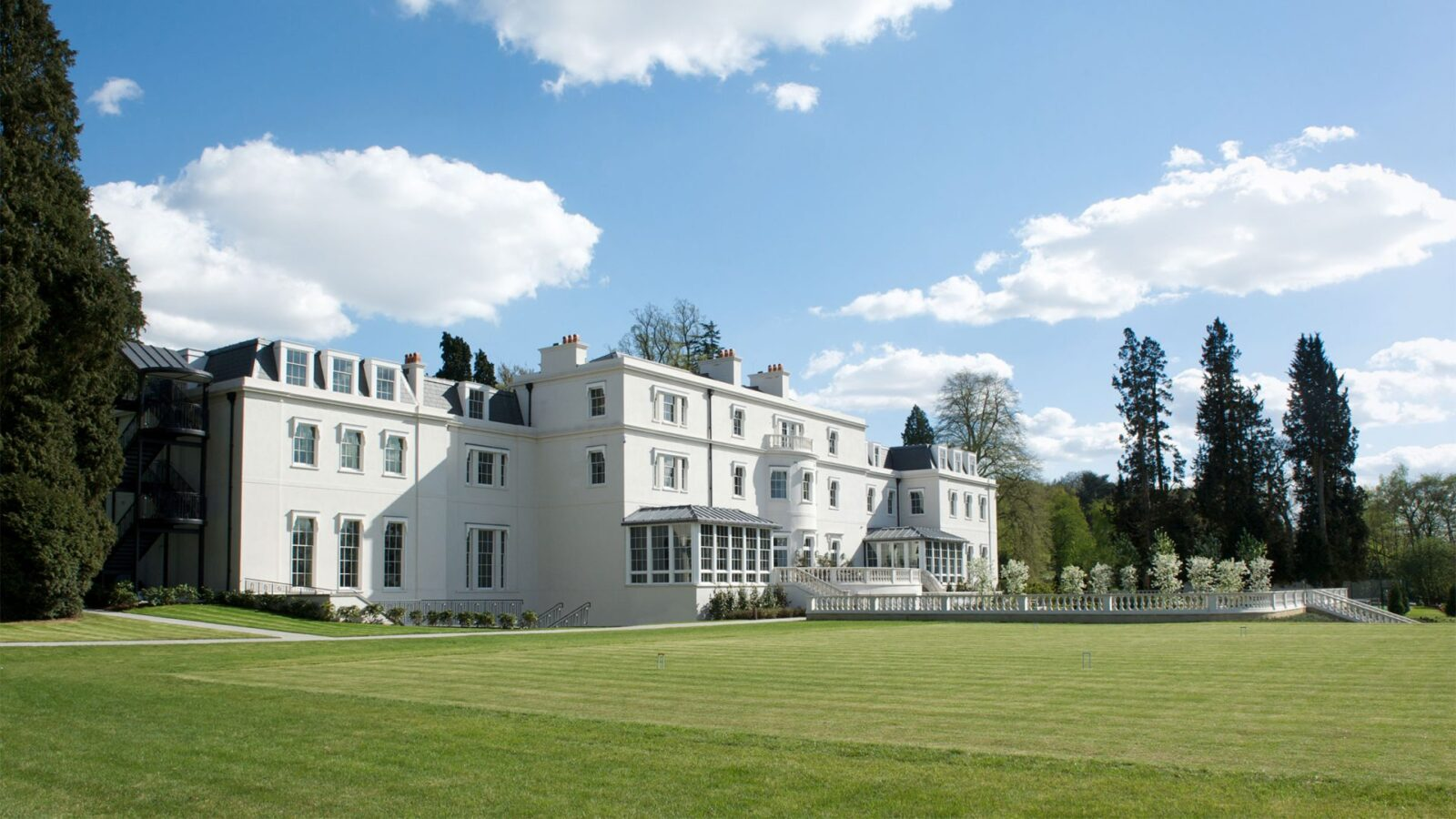 Coworth Park Ascot 5 Star Luxury Hotel Dorchester