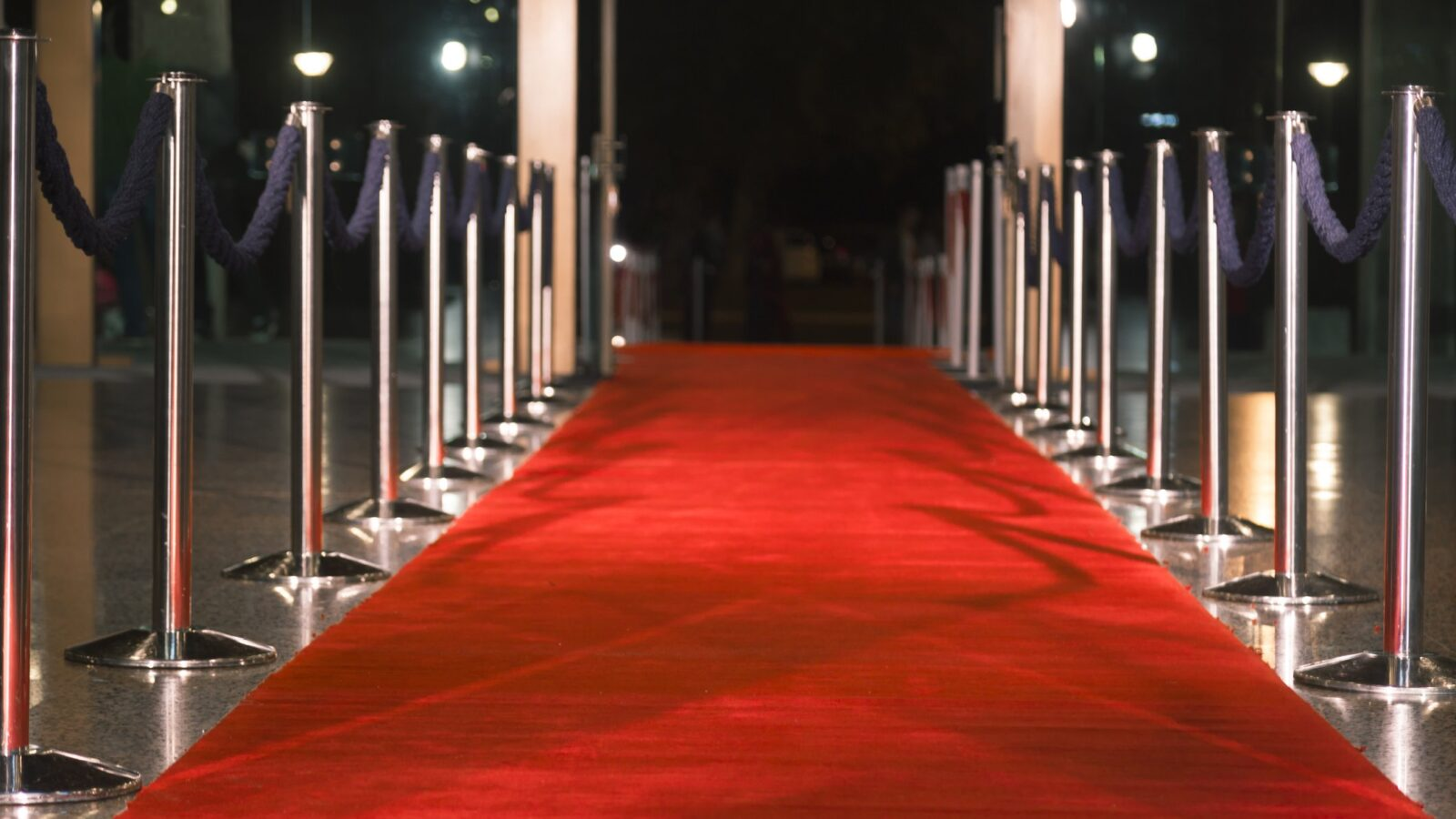Red carpet for award season in Los Angeles