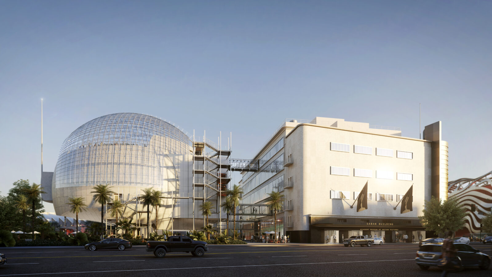 Academy Museum of Motion Pictures Opening