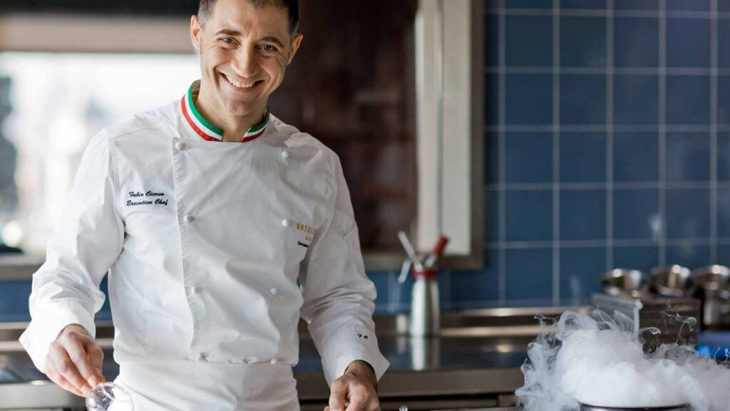 Meet Fabio Ciervo – The Master of Italian Cooking