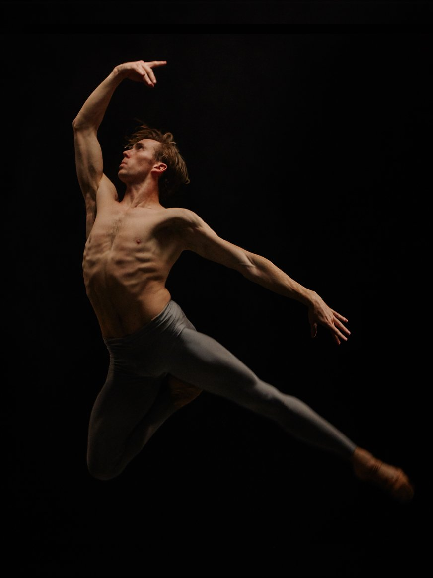 A Canadian British Dancer Takes Ballet Beyond The Form
