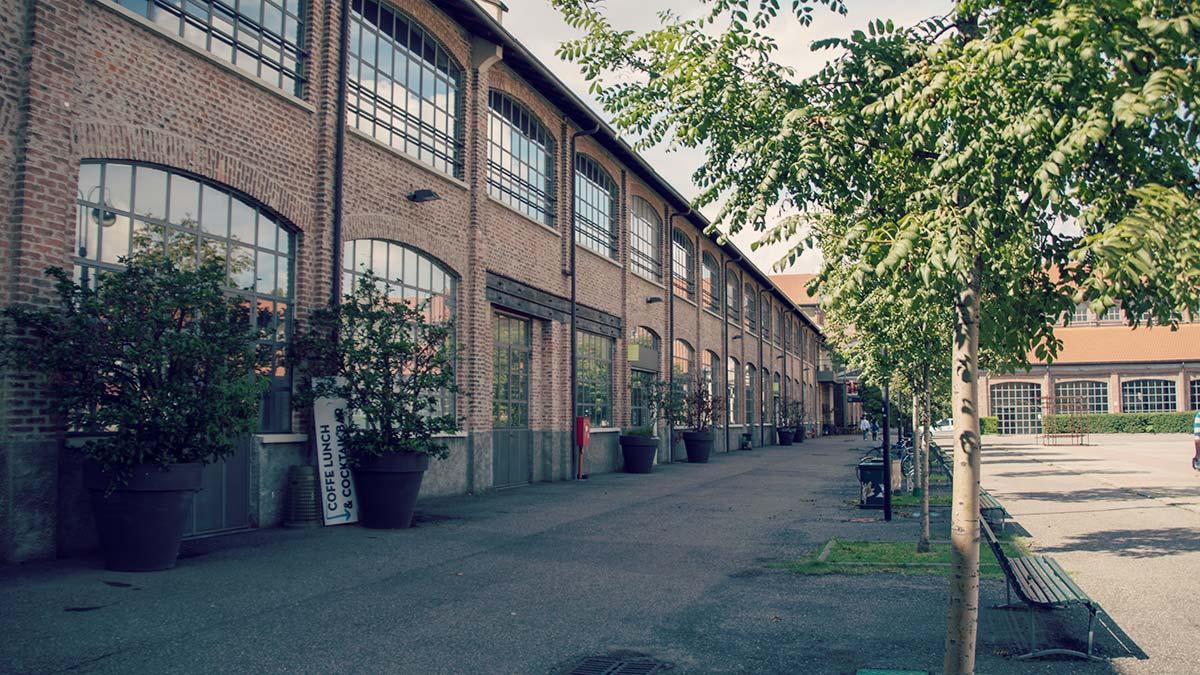 Fabbrica del Vapore Milan