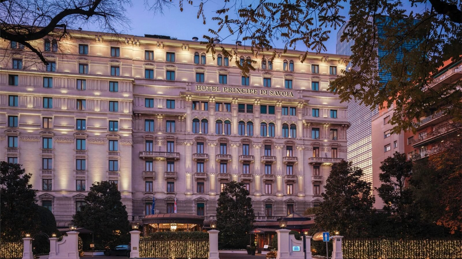 Hotel Principe di Savoia, Milan -Plan in Advance