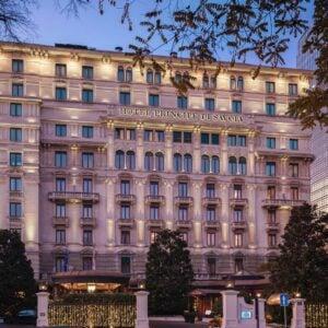 Hotel Principe Di Savoia 5 Star Luxury Dorchester Collection