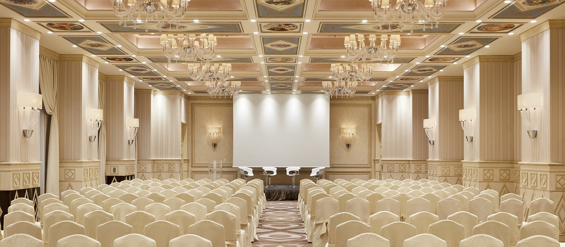 Hotel Principe di Savoia, event spaces, Galilei B C