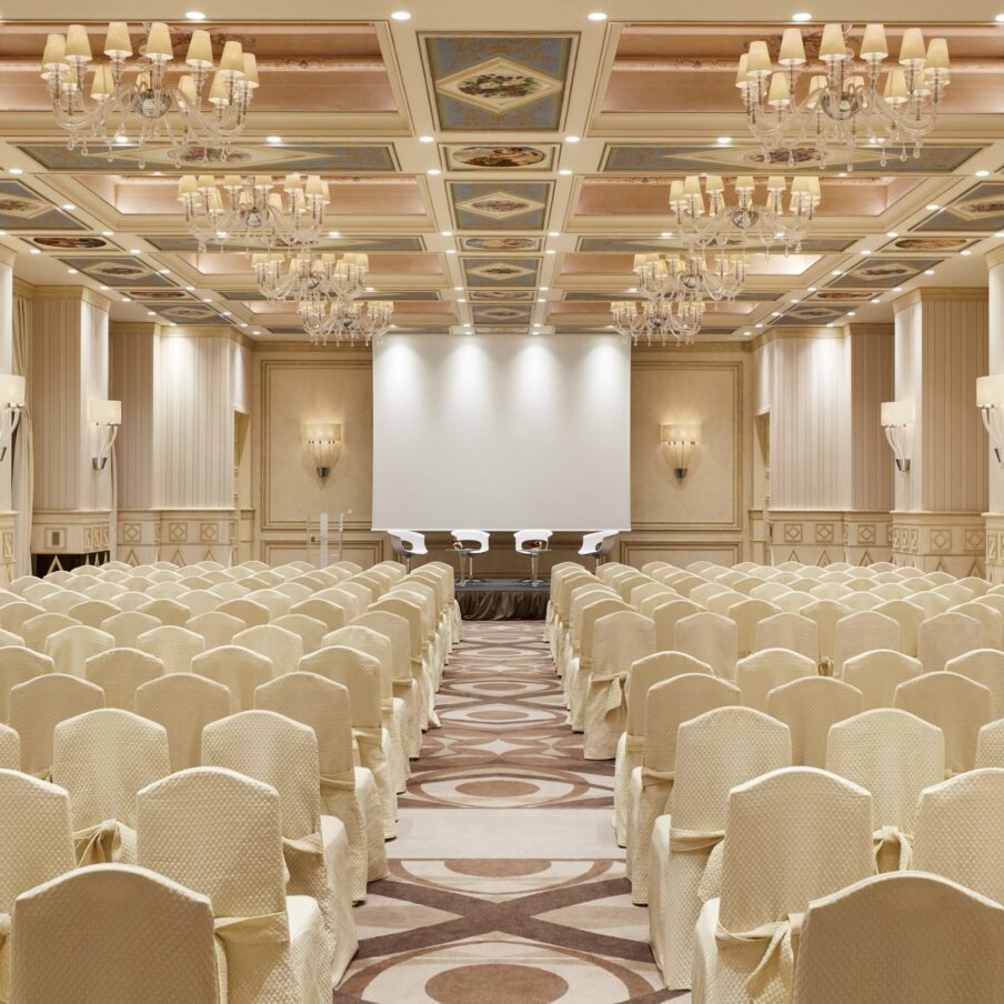 From boardroom to ballroom